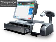 Торговое оборудование для автоматизации учета Каскелен